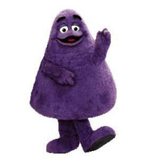 Take the Grimace Test!